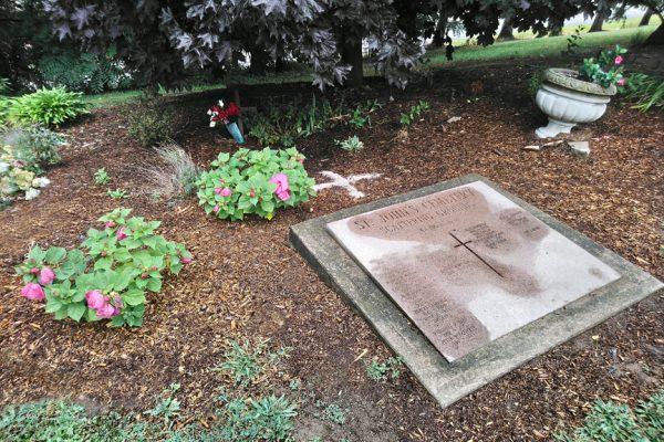 Cremation Scattering Garden